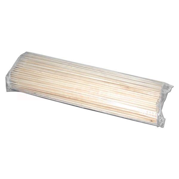 Holzbesteck - Schaschlikspeile, Bambus - 400 mm