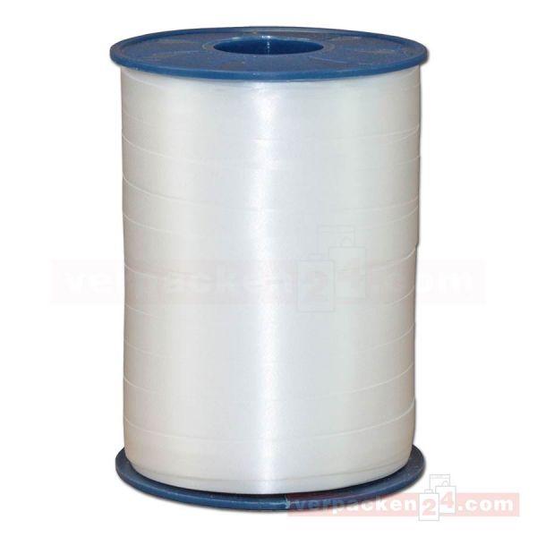 Glanzband auf Rolle 250 mtr., 9 mm - perlmutt (601)