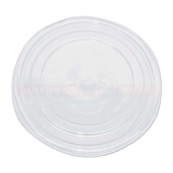 Salatschale Polystyrol 800 ccm - nur Deckel, rund, klar