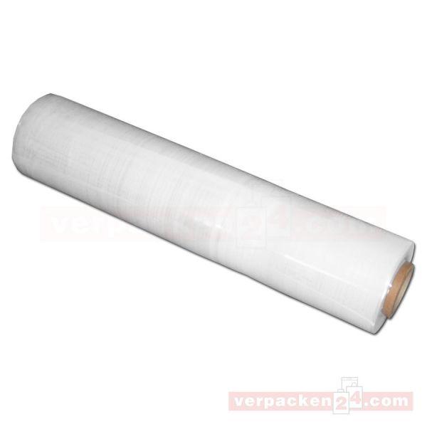 Stretchfolie zum Einschweißen, Rolle transparent - 50 cm - 285 m