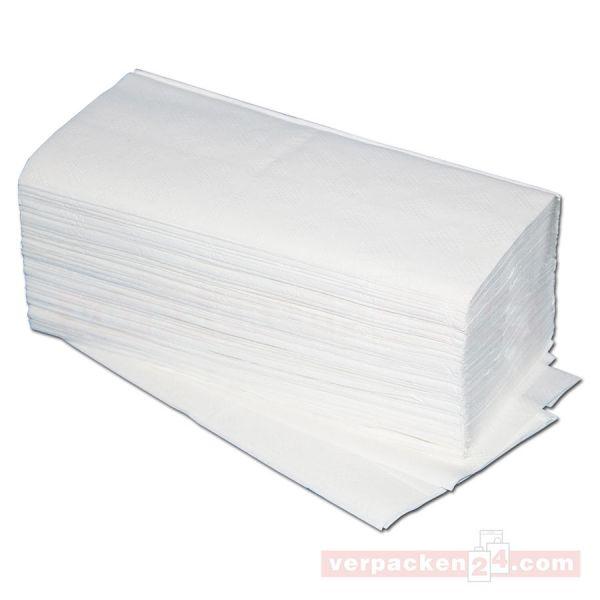 Handtuchpapier, Blattware, hochweiß - 23 x 25 cm