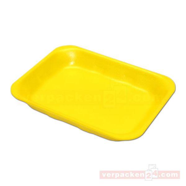 Tainer gelb, ohne Saugeinlage - Foodtainer