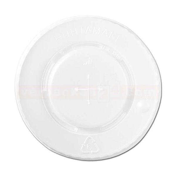 Deckel für Ausschankbecher, weiß - 78,0 mm (d)