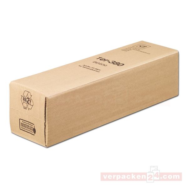 Versandkarton DU-LOG, 1 Flasche - Umkarton - PTZ-Postgeprüft