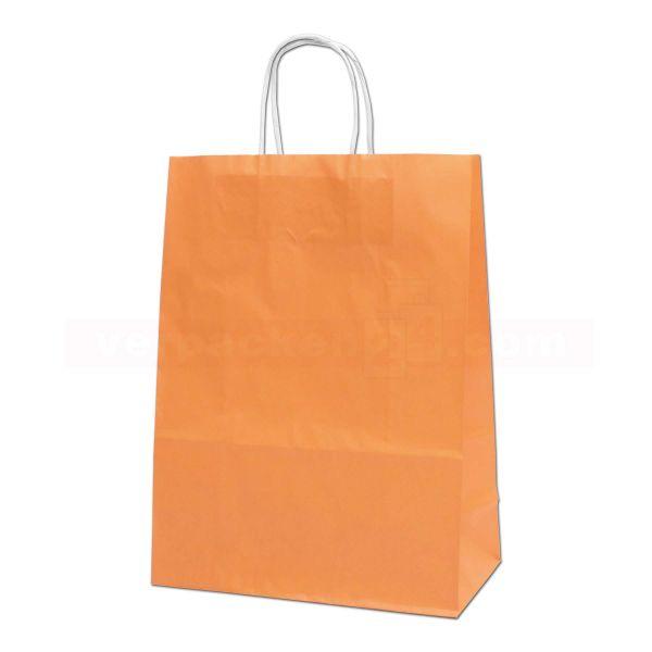 Papiertragetasche Trier KLASSIK - orange