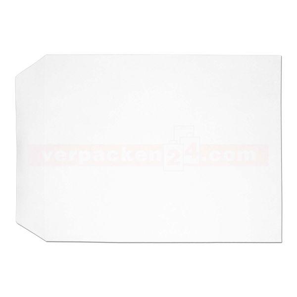 Versandtaschen weiß, 90 g, SKL. o. Fenster - C5 - 162x229 mm