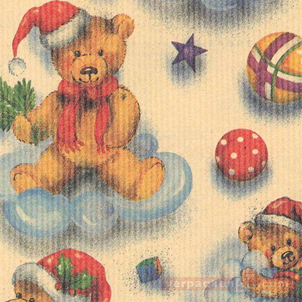 Weihnachts Geschenkpapier St 30445, Rolle 70 cm