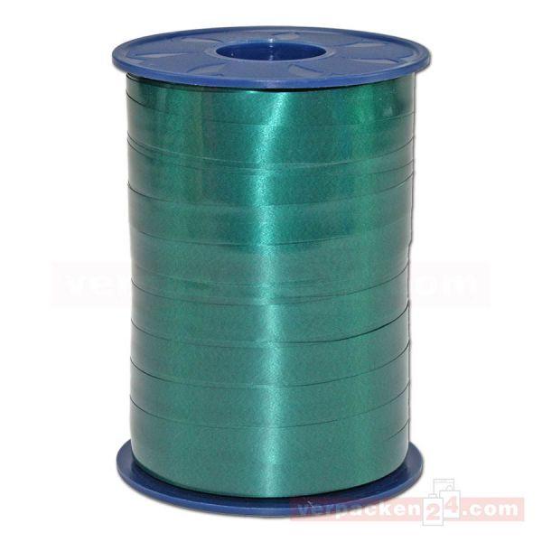 Glanzband auf Rolle 250 mtr., 9 mm - grün (035)