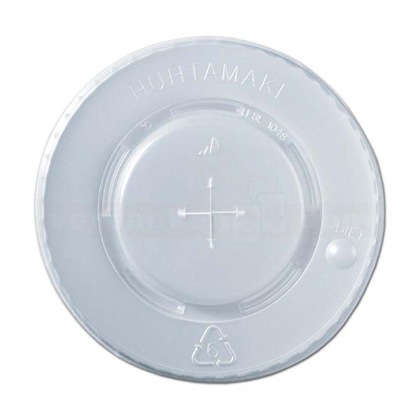 Deckel für Ausschankbecher, klar - 80,0 mm (d)