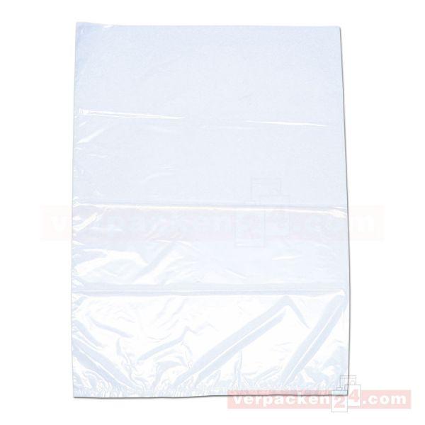 LDPE-Flachbeutel, lose, transparent - 40x60 cm - 25µ