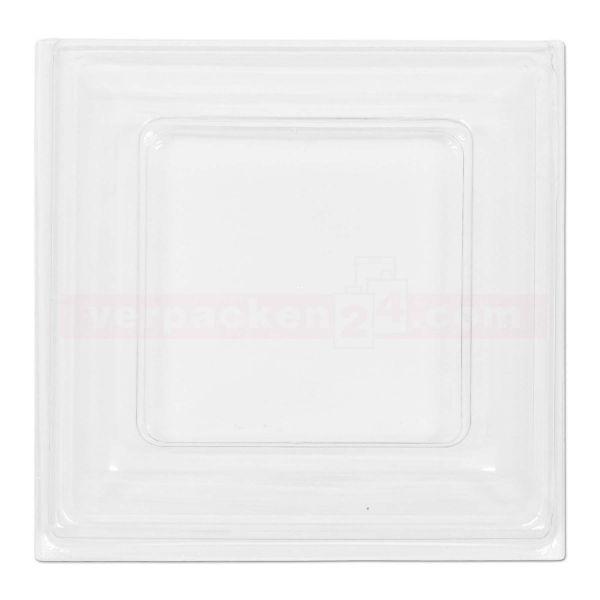 Dessertschälchen Moulipack - Deckel - APET kristallklar