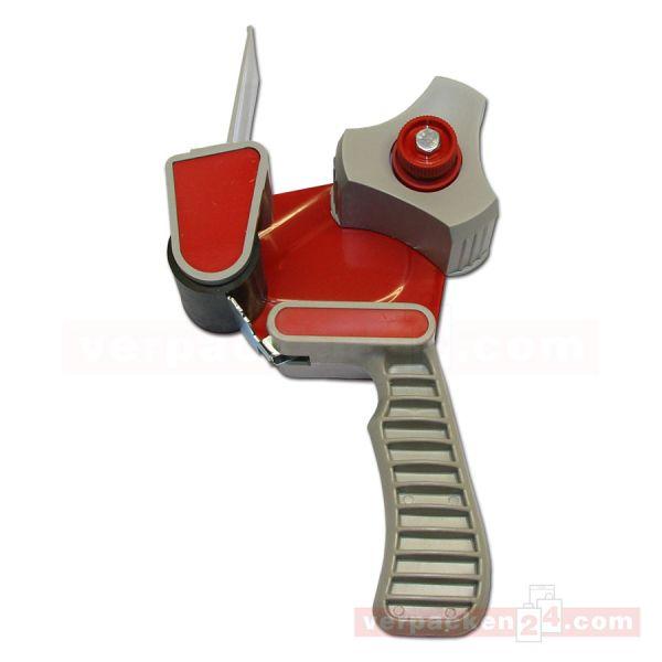 Packband-Handabroller, Metallausführung - bis 50 mm breit