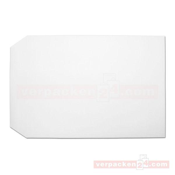 Versandtaschen weiß, SKL - ohne Fenster - C4 - 229x324 mm