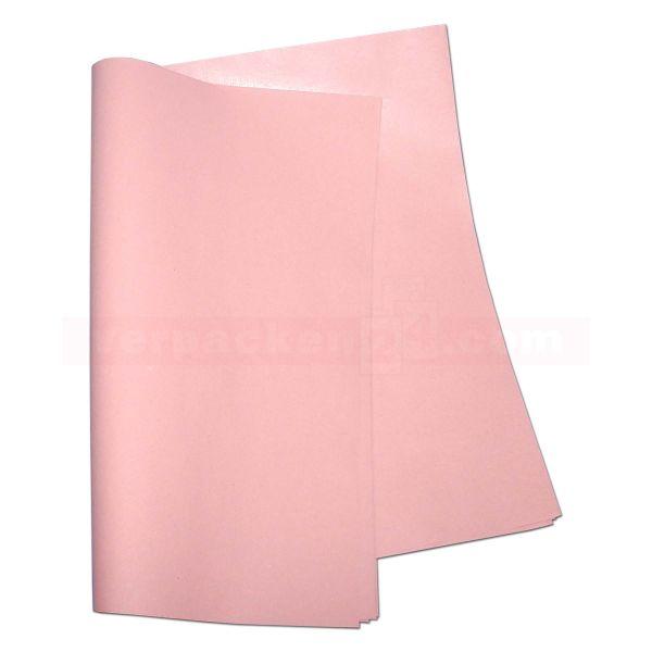 Einschlag, rosa - in Bögen - für Lebensmittel