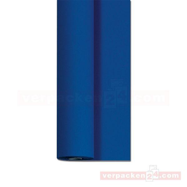 DUNI Dunicel-Tischtuch, Rolle 25 m - 125 cm - dunkelblau