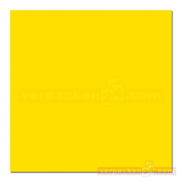 Tischdeckenrollen Mank, Airlaid Basics - Rolle - UNI gelb