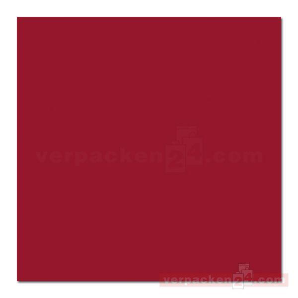Tischdeckenrollen Mank, Airlaid Basics - Rolle - UNI rot