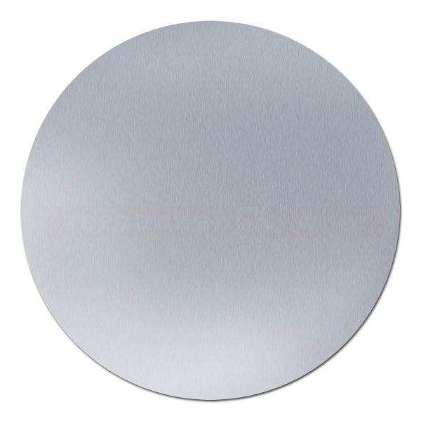 SKL-Etiketten, rund silber - klein - 20 mm