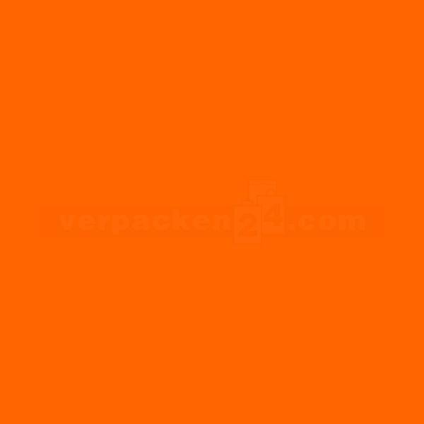 Packseiden, farbig, 26 Bögen - 1/2 Bogen - orange (40)