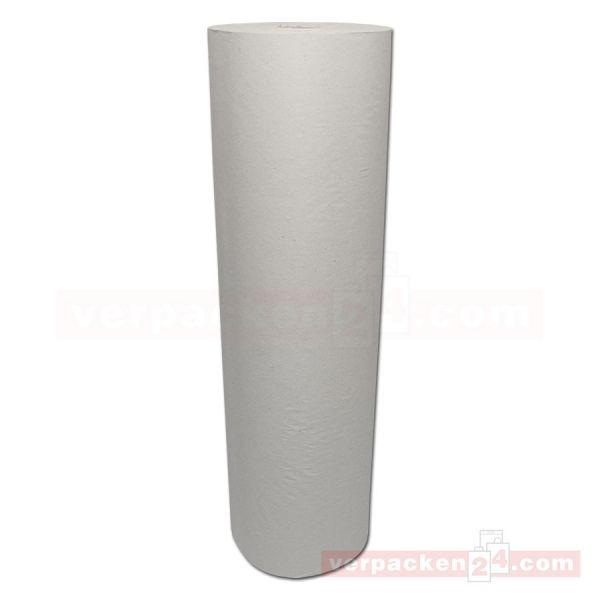 Schrenzpapier, grau Recycling 80 g, Rolle - 75 cm