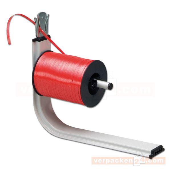 Glanzbandhalteraufsatz für Rollenapparat 1 Spule