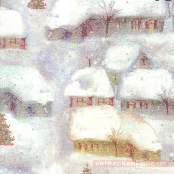 Weihnachts Geschenkpapier Zo 73539, Rolle 50 cm