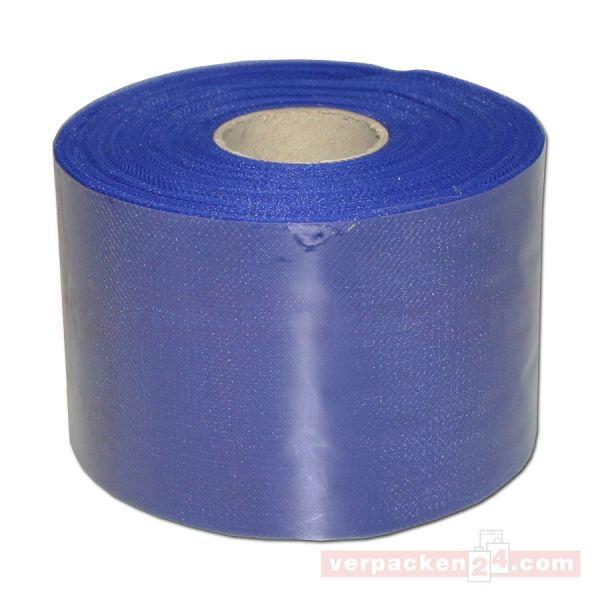 Tüllband - Verona - Rolle 50 m, 72 mm - blau