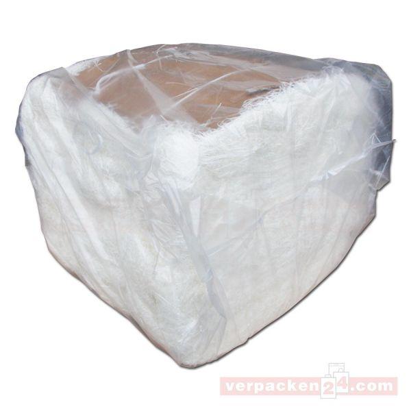 Papierwolle, weiß, Streifen 2 mm - Ballen á 10 kg