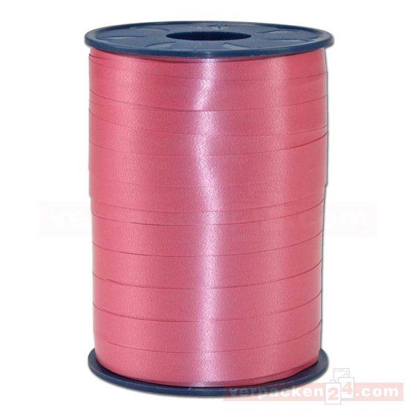 Glanzband auf Rolle 250 mtr., 9 mm - lachs (021)
