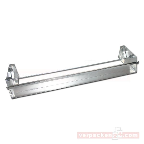 Rollenhalter aus Metall, 1-fach - 60 cm