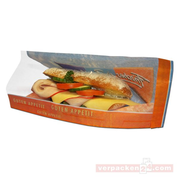 Snack - Showpocket - Frisches in Bestform Classic - 13+10x33cm