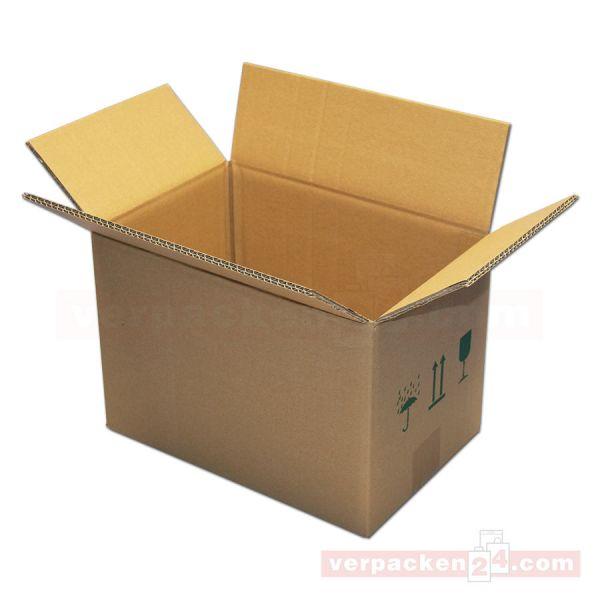 Versandkarton braun - fefco 0201 - 2-wellig