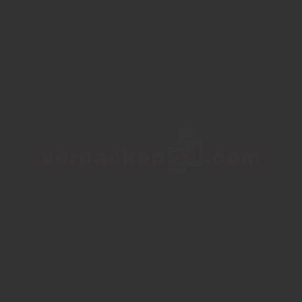 Packseiden, farbig, 26 Bögen - 1/2 Bogen - schwarz (90)