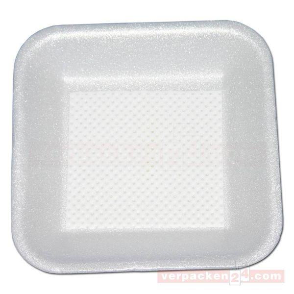 Tainer weiß, ohne Saugeinlage - Foodtainer