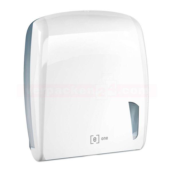 Falthandtuchspender e2 Mini - für Z- und C-Falz Papierhandtücher