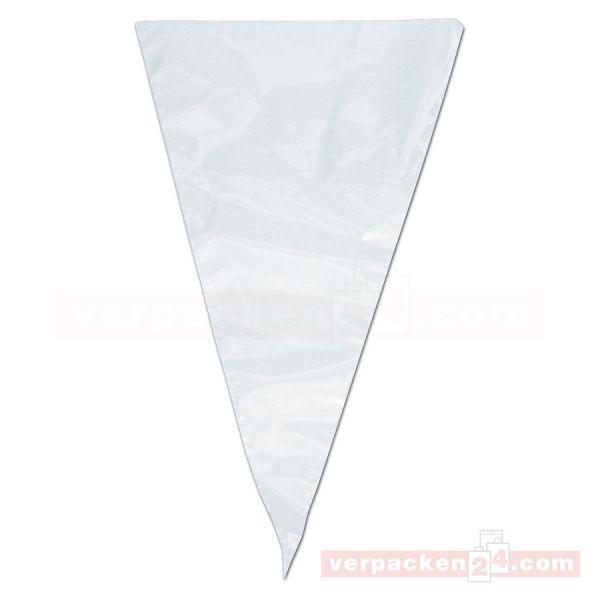 Spitztüten Polypropylen (PP) - transparent - unbedruckt