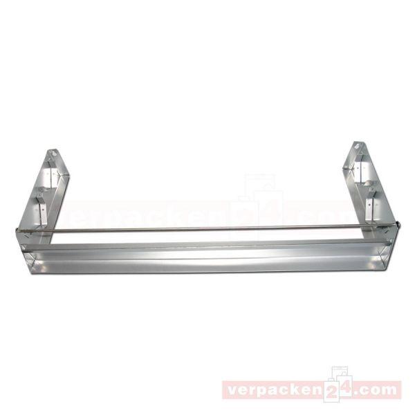 Rollenhalter aus Metall, 2-fach - 60 cm