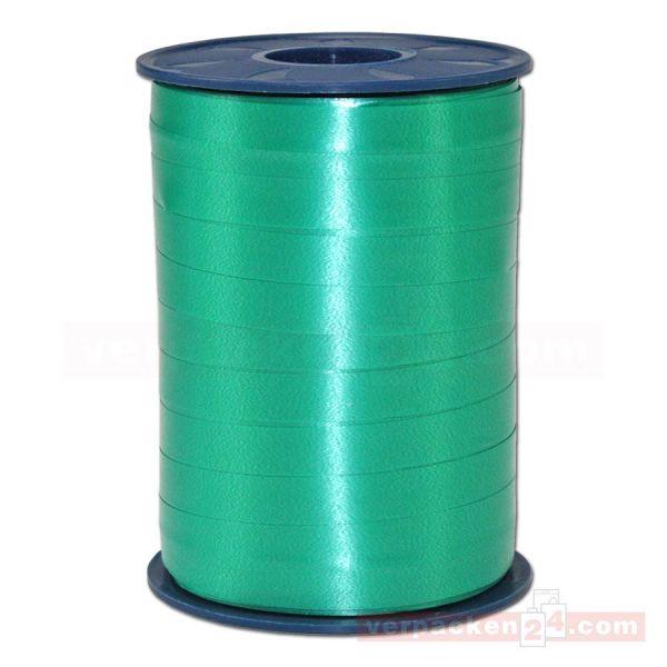 Glanzband auf Rolle 250 mtr., 9 mm - hellgrün (607)
