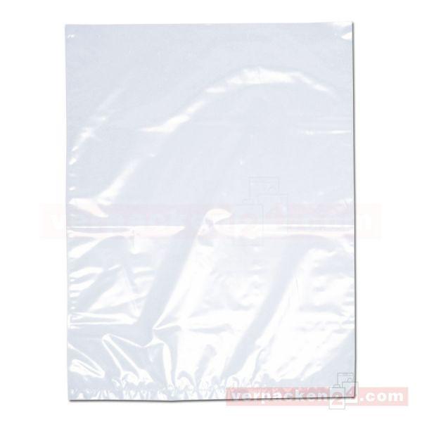 LDPE-Flachbeutel, lose, transparent - 28x40 cm - 50 µ