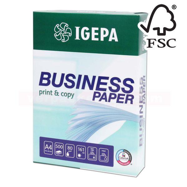 Kopierpapier 80g, weiß Business Paper - FSC