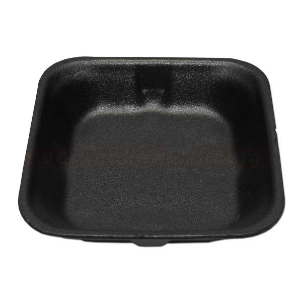 Tainer schwarz, ohne Saugeinlage - Foodtainer