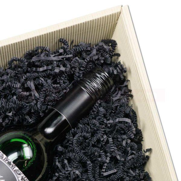 Füllstoff, SizzlePak Polsterungsmaterial, schwarz - 1,25 kg