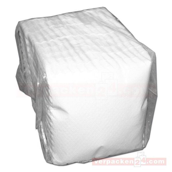 Piccolo-Servietten - Serviettendeckchen weiß - 17x17 cm