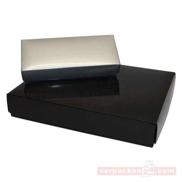 Textilkarton Krawatten - DECKEL - 255x104x074mm
