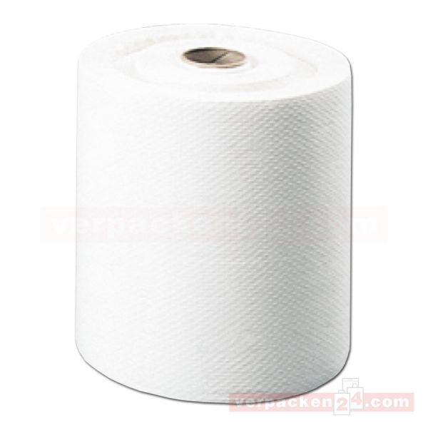 Handtuchrolle weiß Tissue, enMotion System, 2-lagig - 143 m