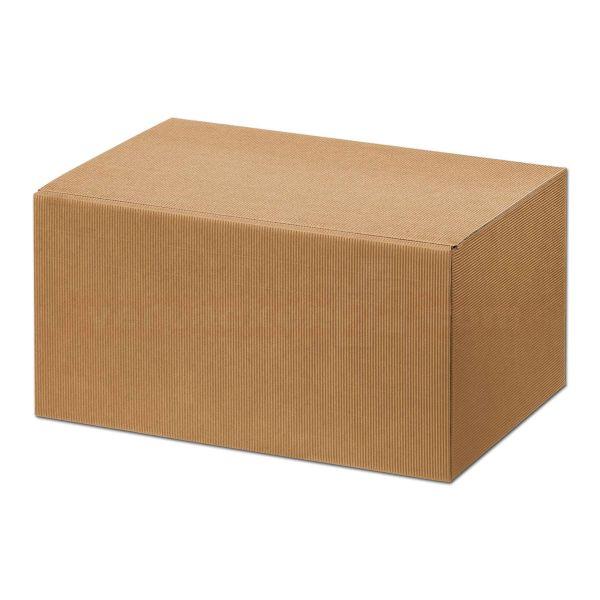Geschenkkartons - Flaschenverpackung - Modern Natur 380x250x190mm