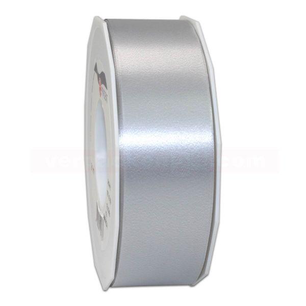 Glanzband auf Rolle 091 mtr., 40 mm - silber (631)