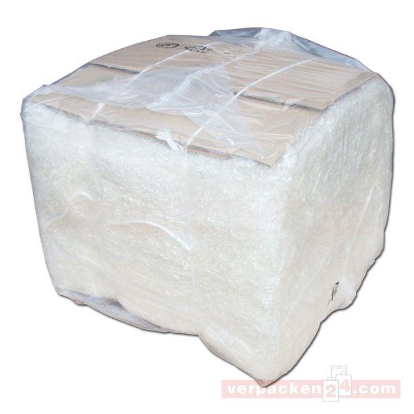 Zellglaswolle, transparent, Streifen 1 mm - Ballen á 10 kg