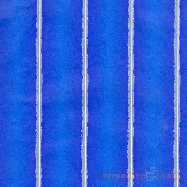 Sycre Manschetten - 37 cm / 100 m - Colour blau / silber