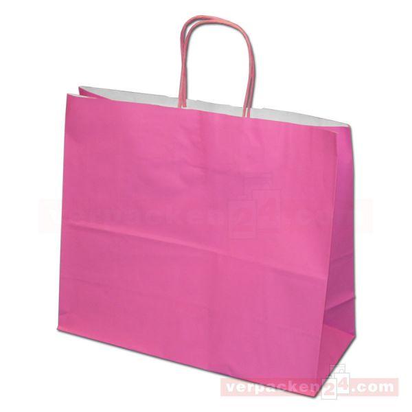 Papiertragetasche Trier FRÜHLING - pink